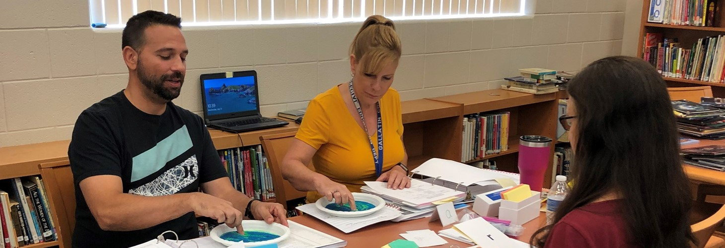 Structured Literacy Professional Learning for Elementary and Middle School Teachers in Gallatin County