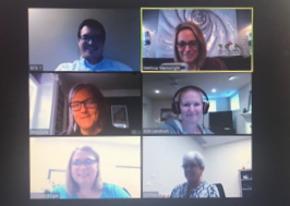 OVEC Staff Zoom Meeting