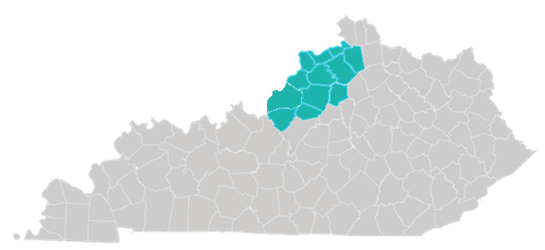 KY counties
