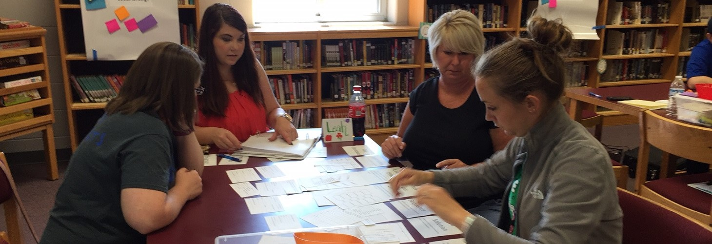 Middle and High School Writing Professional Learning