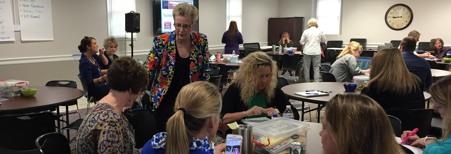 Adaptive Tools Training with Dr. Maggie McGatha