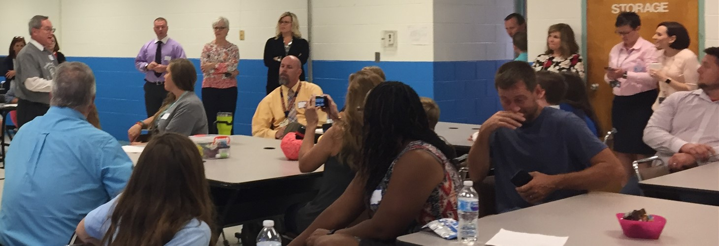 OVEC/CKEC Alternative Programs Directors Network at Bullitt County Schools Alternative & Innovative Programs