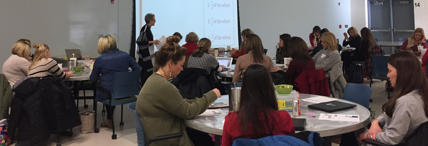 Mathematical Coaching Professional Learning with Dr. McGatha